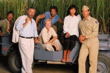 The cast of SOUTH PACIFIC (2001)
