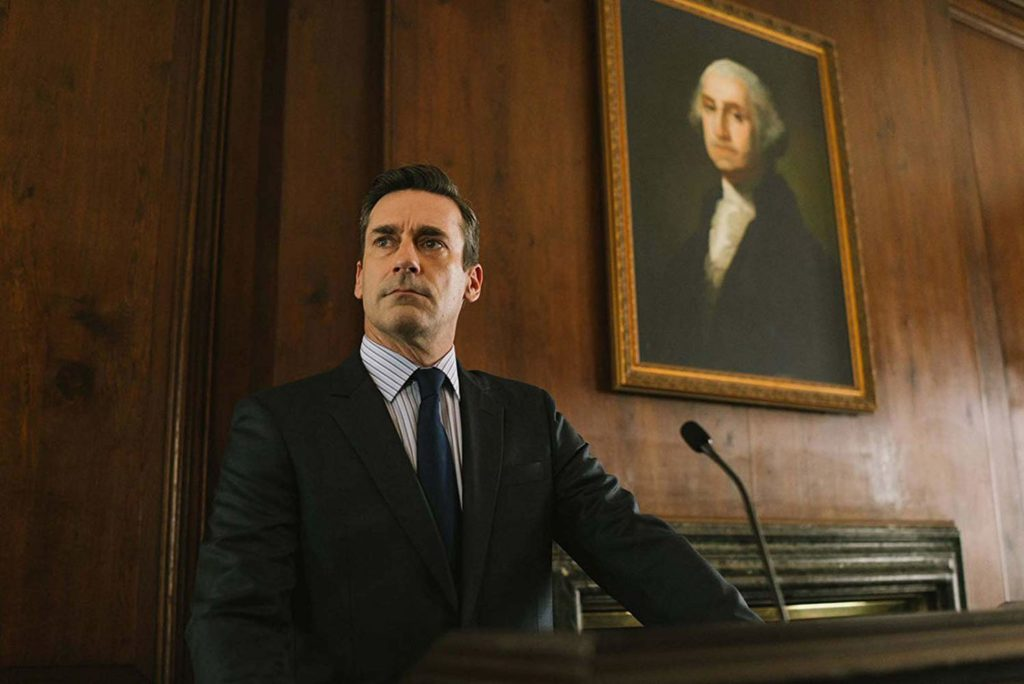 Jon Hamm in THE REPORT (2019)