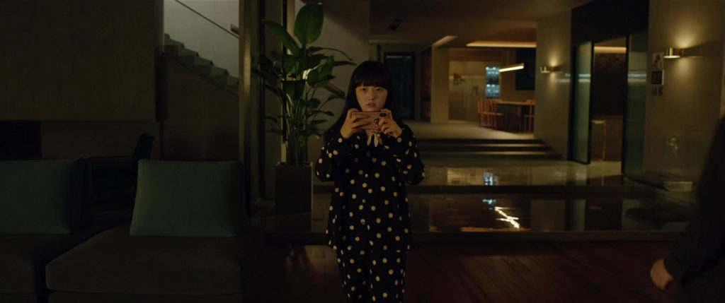Jung Ziso in PARASITE (2019)