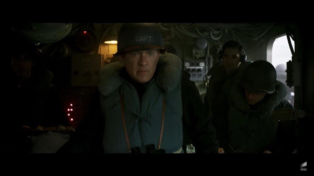 Tom Hanks in GREYHOUND (2020)