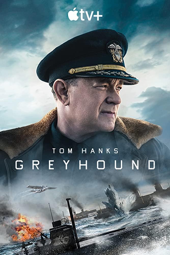 GREYHOUND (2020) poster