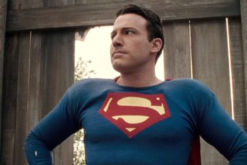 Ben Affleck as George Reeves playing Superman in HOLLYWOODLAND (2006)