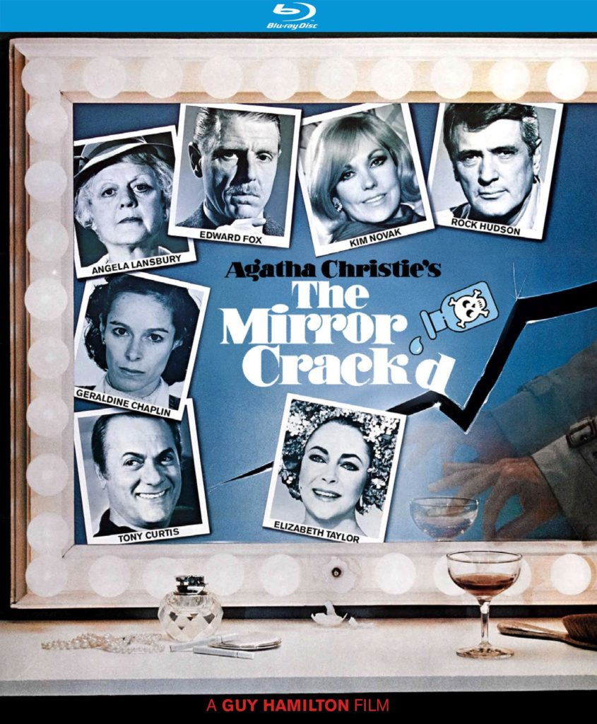 Blu-ray cover of THE MIRROR CRACK'D (1980)