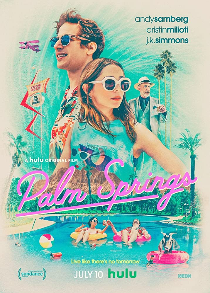PALM SPRINGS (2020) poster