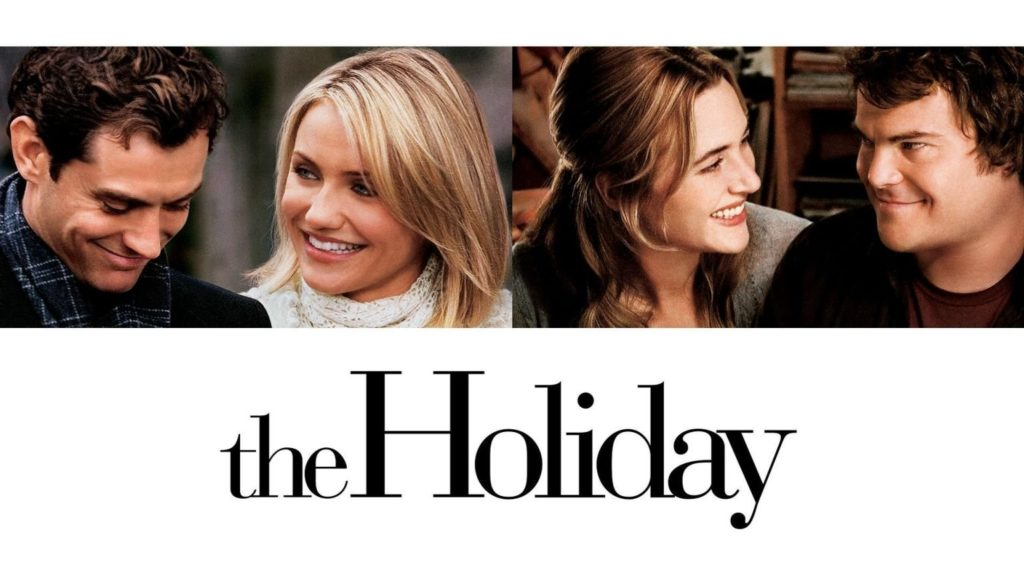 The Holiday (2006) poster
