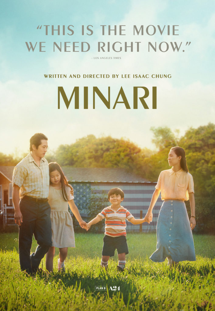 MINARI (2020) poster