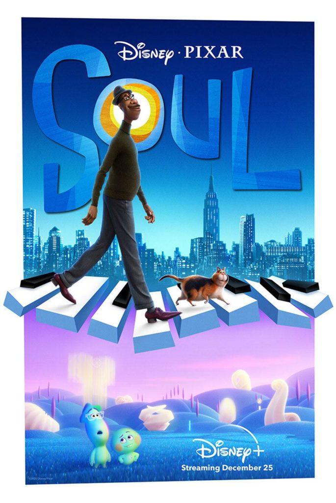 SOUL (2020) poster