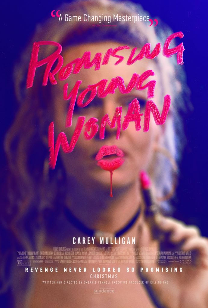 PROMISING YOUNG WOMAN (2020) poster