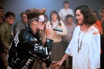 Vanilla Ice and Kristin Minter in COOL AS ICE (1991)